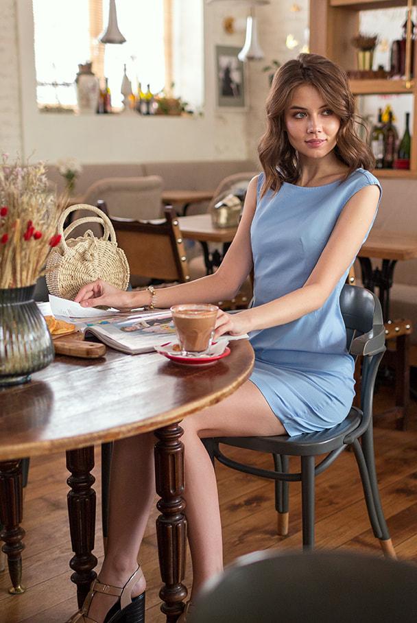 Gloria Jeans: За чашкой кофе