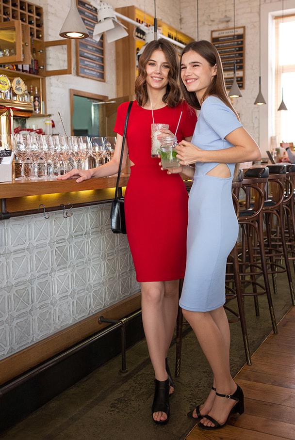 Gloria Jeans: В модном баре