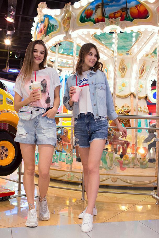 Gloria Jeans: Время шоппинга и веселья